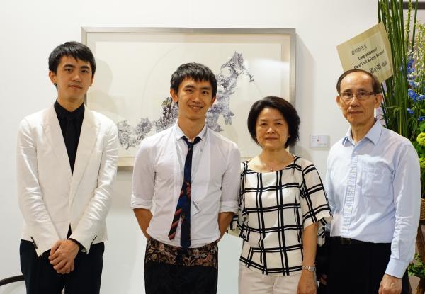 2015年5月14日,香港巴塞爾藝術展